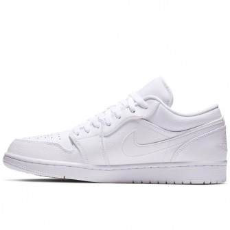 Air Jordan 1 Low ''Triple White''