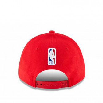 New Era NBA Draft Chicago Bulls 9FORTY Cap ''Red/Grey''