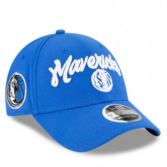 New Era NBA20 Draft Dallas Mavericks 9Forty Cap ''Blue''