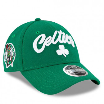 New Era NBA20 Draft Boston Celtics 9Forty Cap ''Green''