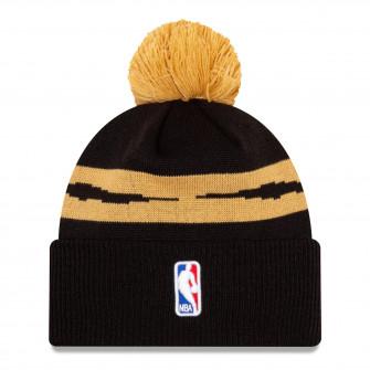 New Era NBA Toronto Raptors City Edition Knit Hat ''Black/Gold''