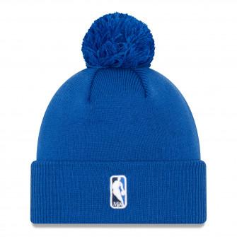 New Era NBA Milwaukee Bucks City Edition Knit Hat ''Blue''