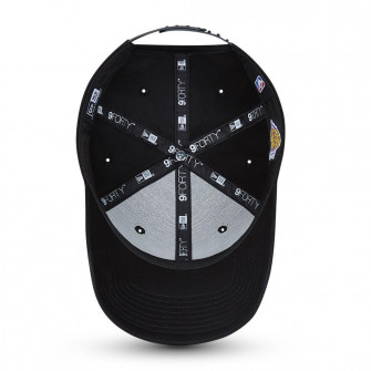 New Era NBA LA Lakers Base Snapback 9FORTY Cap ''Black''