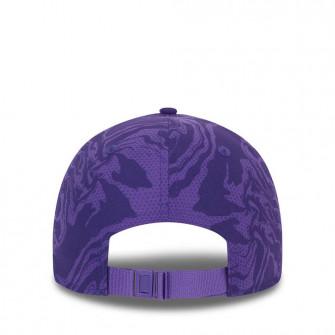 New Era NBA LA Lakers Seasonal 9FORTY Cap ''Camo Purple''