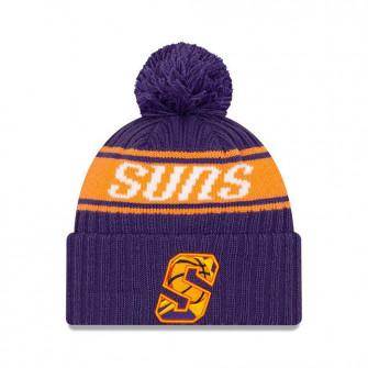 New Era NBA 2021 Draft Phoenix Suns Cuff Beanie ''Purple/Orange''