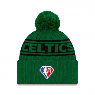 New Era NBA 2021 Draft Boston Celtics Cuff Beanie ''Green''