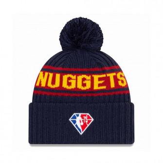 New Era NBA 2021 Draft Denver Nuggets Cuff Beanie ''Navy Blue''