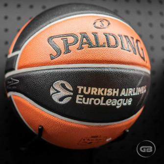 Spalding TF-1000 Euroleague Official Basketball (7)