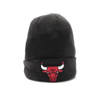 New Era NBA Chicago Bulls Essential Cuff Knit Hat Kids ''Black''
