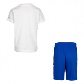 Air Jordan Front Circle T-Shirt and Shorts ''Game Royal''