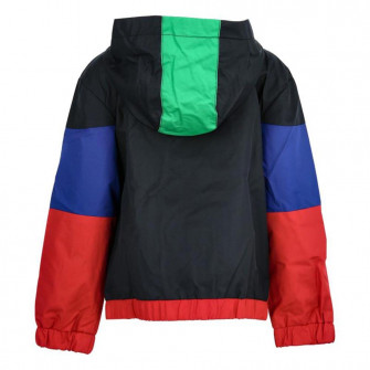 Air Jordan Legacy Of Sport Kids Jacket ''Black/Red/Blue''