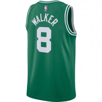 Nike Kemba Walker Boston Celtics Icon Edition Swingman Jersey ''Clover''