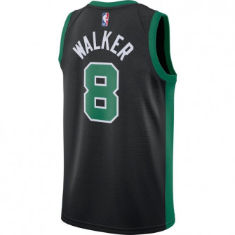 Nike Kemba Walker Boston Celtics Icon Edition Swingman Jersey ''Black''
