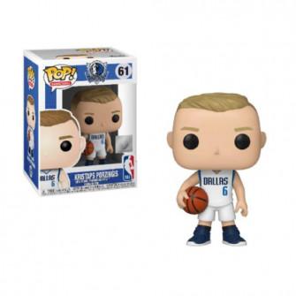 Funko POP! NBA Dallas Mavericks Kristaps Porzingis Figure