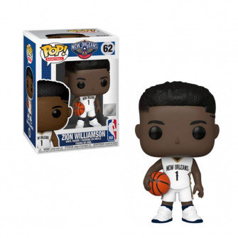 Funko POP! NBA New Orleans Pelicans Zion Williamson Figure