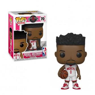 Funko POP! NBA Houston Rockets Russell Westbrook Figure