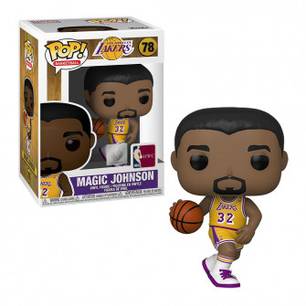 Funko POP! NBA Legends Los Angeles Lakers Magic Johnson Figure
