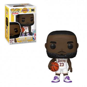 Funko POP! NBA Los Angeles Lakers Lebron James Figure
