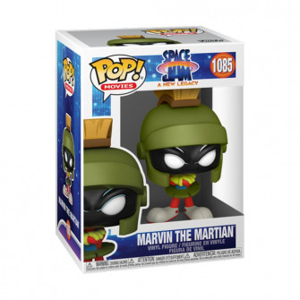 Funko POP! Space Jam A New Legacy Marvin The Martian Figure