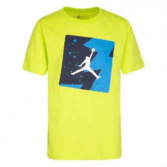 Air Jordan Poolside Crew T-Shirt ''Cyber''