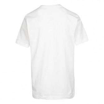 Air Jordan AJ5 Stencil Stack T-Shirt ''White''