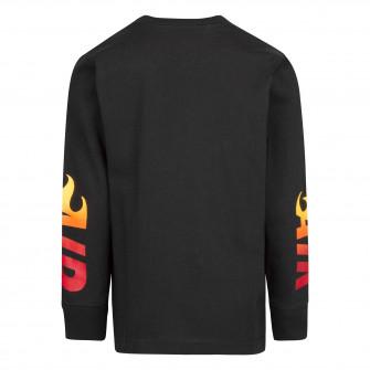 Air Jordan Jumpman Flame Shirt ''White''