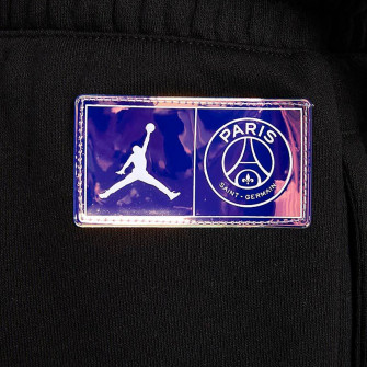 Air Jordan Paris Saint-Germain Fleece Kids Pants ''Black''