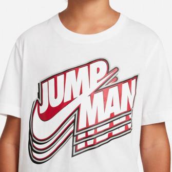 Air Jordan Jumpman Core Kids T-Shirt ''White''