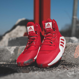 adidas Pro Bounce 2019 ''Active Red''