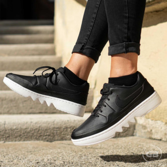 Air Jordan 1 Jester XX Low Laced WMNS ''Black/White''