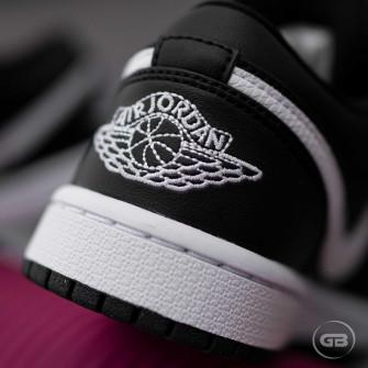 Air Jordan 1 Low WMNS ''Black&White''