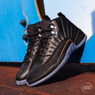 Air Jordan 12 Retro ''Utility Black''