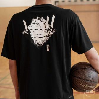 Air Jordan Dri-FIT Zion T-Shirt ''Black''