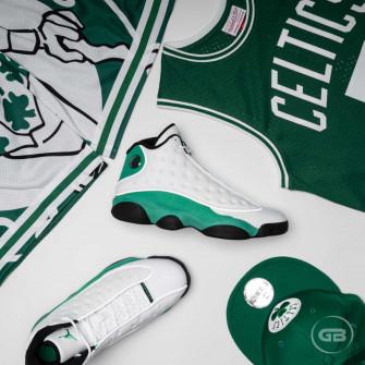 Air Jordan Retro 13 ''Lucky Green''