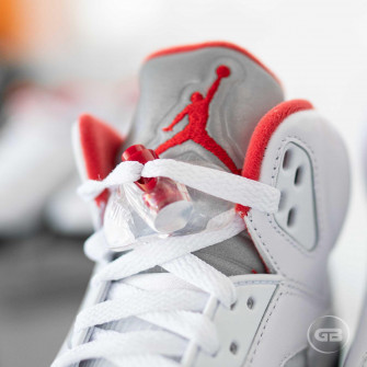 Air Jordan 5 Retro ''Fire Red'' (GS)