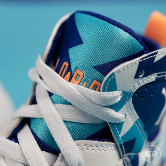 Air Jordan Retro 7 ''Chlorine Blue'' (GS)