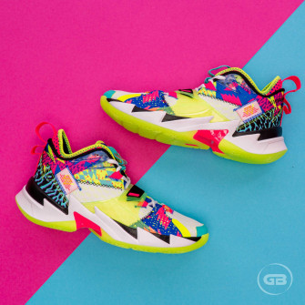 Air Jordan Why Not Zer0.3 ''LA Born''