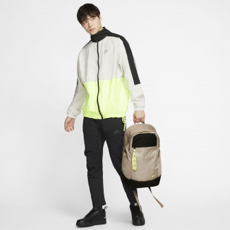 Nike Sportswear Essential Backpack ''Khaki/Lemon Venom''
