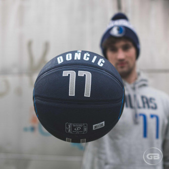 Spaldnig NBA Luka Dončič Dallas Mavericks Basketball