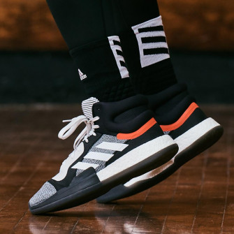 adidas Marquee Boost Mid ''Core Black''