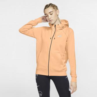 Nike Sportswear Essential Full-Zip WMNS Hoodie ''Orange Chalk''