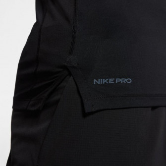 Nike Pro Short-Sleeve Top ''Black''