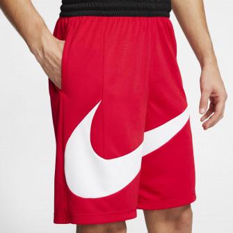 Nike Dri-FIT Swoosh Basketball Shorts ''Red''