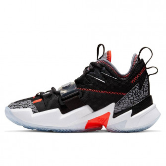 Air Jordan Why Not Zer0.3 ''Black Cement'' (GS)