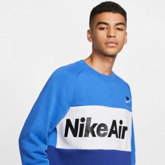 Nike Air Fleece Crew Pullover ''Game Royal''