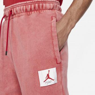 Air Jordan Flight Fleece Pants ''Red''
