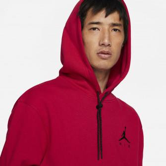 Air Jordan Jumpman Air Hoodie ''Gym Red''