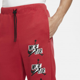 Air Jordan Jumpman Classics Fleece Pants ''Gym Red''