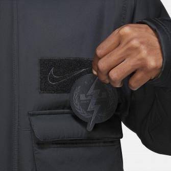 Nike Lebron Basketball Jacket ''Black''