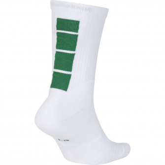 Nike Elite NBA City Edition Boston Celtics Socks ''White''